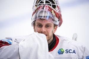 Niklas Svedbergs temperament var omtalat under säsongen. Foto: Suvad Mrkonjic (Bildbyrån).