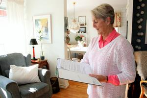 Som hörselskadad får Birgitta Tell betala abonnemang på 65 kronor i månaden för sina hörapparater från årsskiftet. Första fakturan kommer i februari. Hon är en av cirka 17 700 hörselskadade i länet som får betala vilket ger regionen en årlig intäkt på cirka 13 miljoner  kronor.