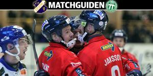 Edsbyn är favoriter när Västerås kommer till Svenska Fönster Arena på onsdag.
