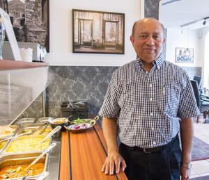 Ägaren Syed Alis framgångsrecept för en lyckad restaurang: