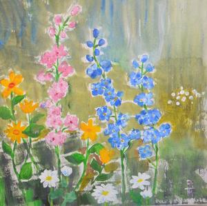 Blomsteräng har