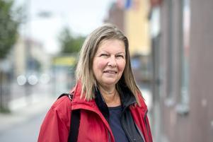 Åsa Persson, 66 år, arbetar i hemtjänsten, Södermalm: