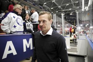 Gabriel Karlsson är förväntansfull inför uppgiften som sportchef i Borlänge Hockey.