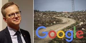Närings- och innovationsministern Mikael Damberg (S) menar att det är ett enormt