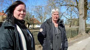 Marie Pott har varit sjukskriven för utmattningssyndrom och Inga-Lill Kaneborn har sju olika diagnoser men får ändå avslag på sjukpenning och utökad sjukpension. Nu vill de ta strid för rättigheten att faktiskt få vara sjuk när man är det.