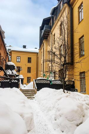 Innergården.