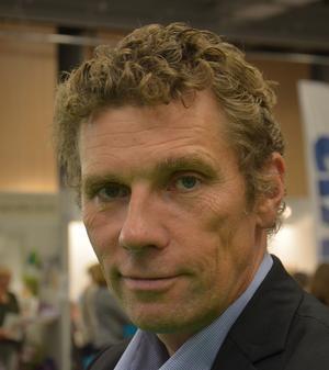 Staffan Forssell, Kulturrådets generaldirektör. Foto: Bengt Oberger