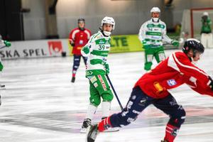 Martin Landström kan inte säga när han kan vara tillbaka i spel för VSK.