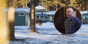 Magnus Flyckt (S) vill att man utreder möjligheterna att utveckla Stenö camping i ett kommunalt bolag eller i föreningsform.