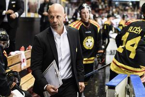 Tommy Sjödin är klar som ny tränare i Schweiz. Foto: Erik Simander / BILDBYRÅN