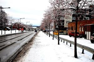 Björneborgsgatan har fått nya fartkameror.