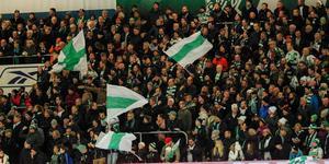 VSK fansen vallfärdar till Studenternas när både herrarna och damerna ska fightas om guld.
