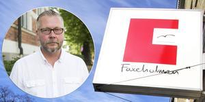 Lars Stål är ordförande för Faxeholmen sedan i våras.