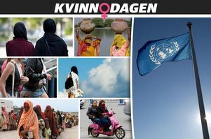 Flickors och kvinnors rättigheter är under hot, skriver Aleksander Gabelic och Sameer Lafta.