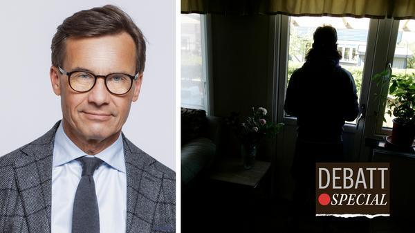 Moderaternas partiledare Ulf Kristersson skriver på dagens debattspecial. 250 000 föräldrar har inte ett jobb att gå till på morgonen. Där läggs  grogrunden för destruktiva sociala arv, där hoppet riskerar att släckas för dem som bara står i början av livet
