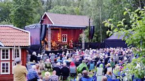 Det ryktades om publikrekord vid årets Världsarvsjazz i Söderala, som vanligt ska tilläggas.