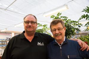 Thomas Norell och Göran Lindkvist.