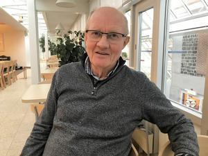 Rolf Högqvist är kassör i Annikas minnesfond.