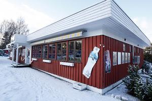 Restaurangen är en av två byggnader som Netterström vill sälja separat. Den andra är tropikhuset.
