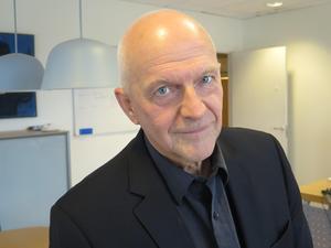 Roland Nilsson, M, ordförande i Samhällsbyggnadsnämnden.