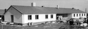 1962 byggdes ålderdomshemmet i Föllinge.
