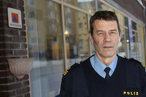Peter Johansson polisens bedrägerienhet i Västernorrland.