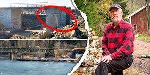 Arne Forsell, pensionerad projektledare Höga kusten bron. Han riktar stark kritik mot Trafikverket och vill lyfta problematiken kring totalentreprenad.