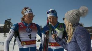 Markus Grate och Teodor Peterson tog SM-guld för Umeå.
