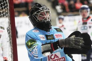 Niklas Prytz gjorde en storstilad insats borta mot Sandviken – men det räckte inte till poäng för Bollnäs.