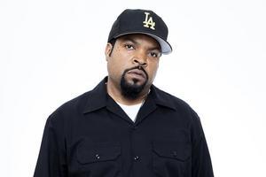 Ice Cube fotad i samband med premiären av  filmen