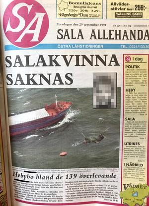 SA torsdagen den 29 september 1994.
