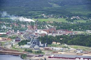 Pappers- och massafabrikerna är oerhört energikrävande industrier.