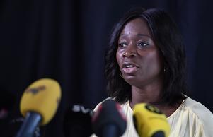 Nyamko Sabuni (L) är valberedningens förslag till ny partiledare för Liberalerna. Foto: Naina Helén Jåma/TT