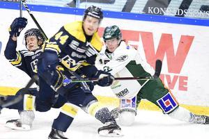 HV71 och Färjestad kommer göra upp i en glödhet kvartsfinalserie.
