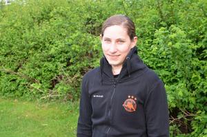 Helen Bircher väljer att förlänga med Västerås Rönnby. Foto: Arkiv