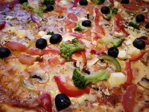 Vegetariana med