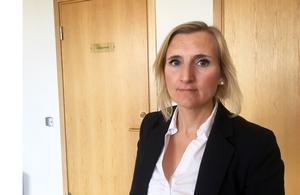 Kammaråklagare Emma Olsson