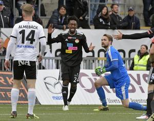 Heradi Rashidi lämnar Dalkurd för AIK.