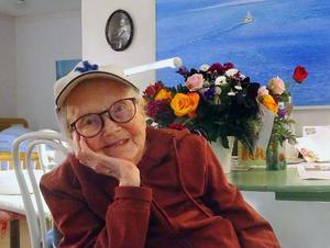 En bild av Connie Dellkrantz som togs den 31 oktober i år. Foto: Ola Dellkrantz