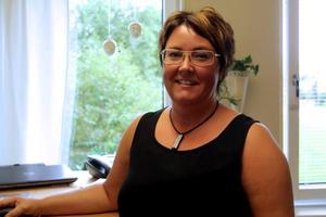 Ann-Katrin Lundin, socialchef Sollefteå.