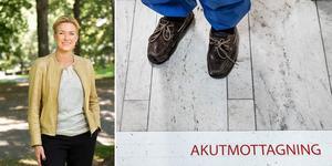 """""""Stroke är en av de vanligaste orsakerna till funktionsnedsättning i Sverige"""" skriver Kristina Sparreljung (bilden) och Jan Nilsson, Hjärt-Lungfonden. Foto: Anna Molander/Hjärt-Lungfonden/Tomas Oneborg/SvD/TT"""