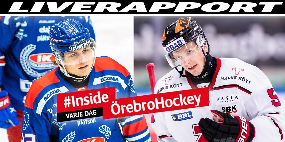 JUST NU: Oskarshamn reducerar mot Örebro – följ matchen här