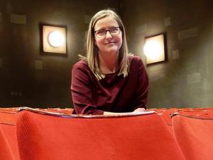 Marie Haglund, kultursamordnare i Strömsunds kommun.