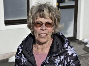 Ingela Hedin, 76 år, pensionär, Stångom