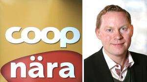 Regionrådet Andreas Porswald (MP) tror att Coop nära i Ramnäs har chanser att få stöd för investering och upprustning. Foto: TT/Region Västmanland