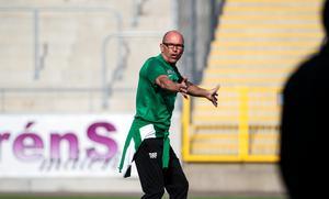 Tor-Arne Fredheim, tränare VSK Fotboll.