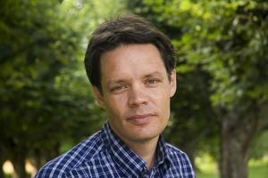 Ulf Danielsson, professor i teoretisk fysik i Uppsala.