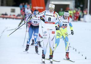 Ida Ingemarsdotter var snabbaste svenska i kvalet till den klassiska sprinten.