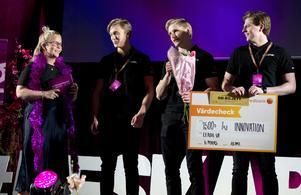 Årets Innovation – Leash UF, de la Gardiegymnasiet.