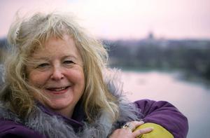 Gunilla Nordlund, regissör och initiativtagare.